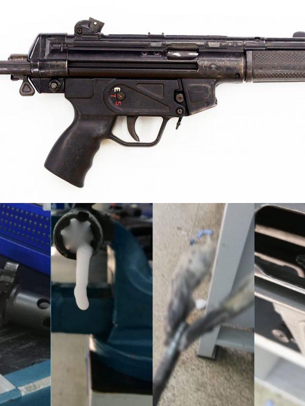 Tardu Namlu Temizleme Köpüğü- Tardu Bore Cleaning Foam- Tüfek Namlu Temizliği - Rifle Bore Cleaning