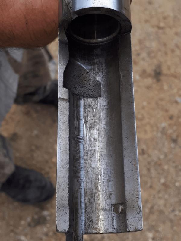 Tardu Yalin GunPowder and Lead Cleaner - Shotgun Cleaning 1