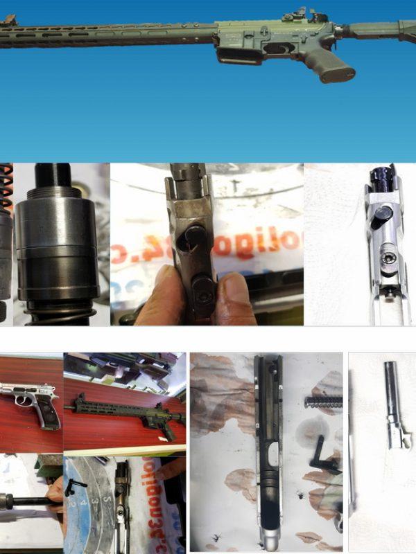 Tolun GunPowder Copper and Lead Cleaner - Barut Bakır ve Kurşun Temizleyici - Handgun and Rifle Cleaning - Tabanca ve Tüfek Temizliği
