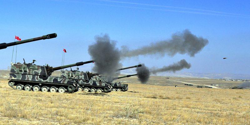 Turkish Land Forces-Tanks Firing